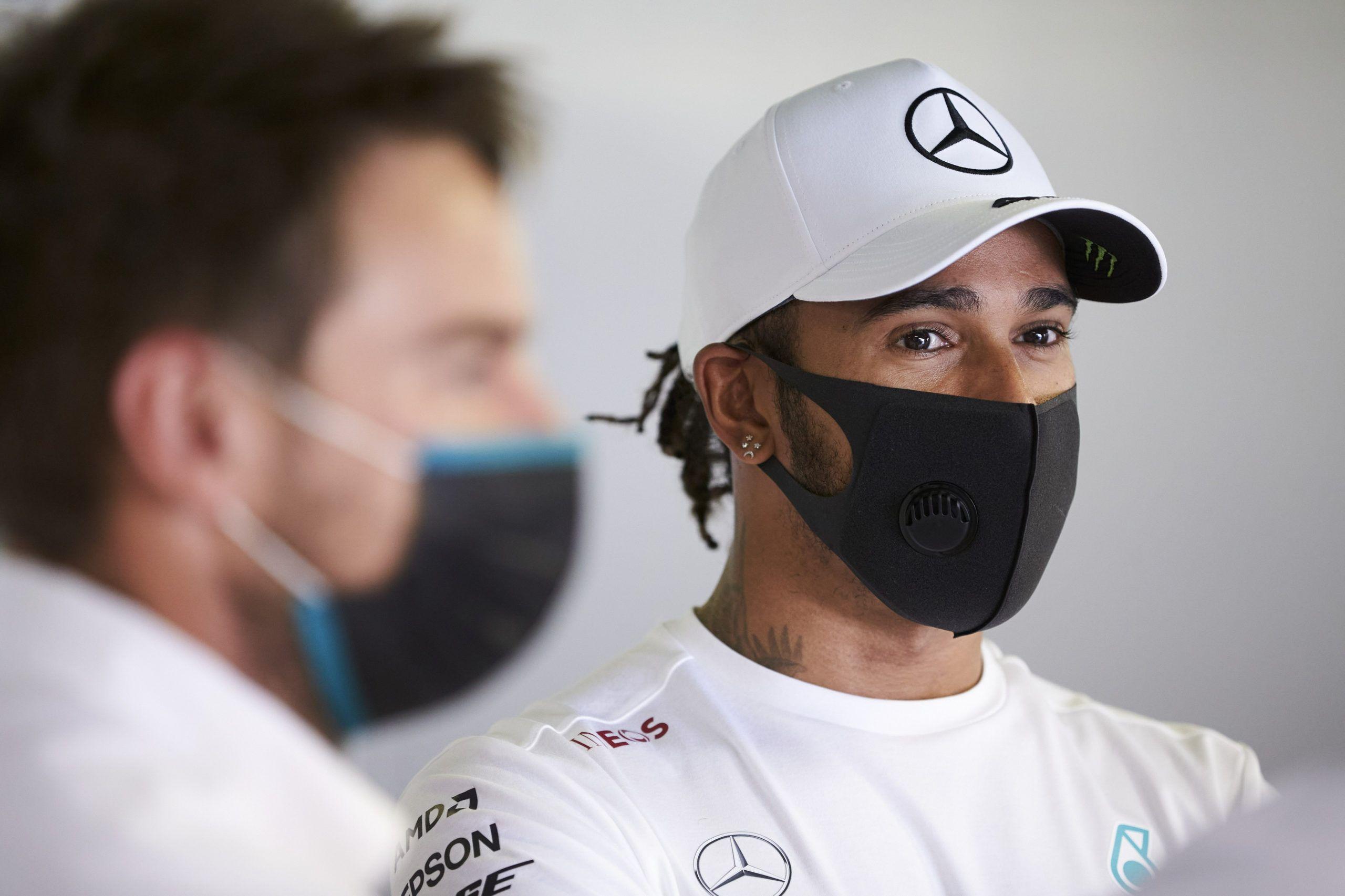 Lewis Hamilton, X44, Extreme E