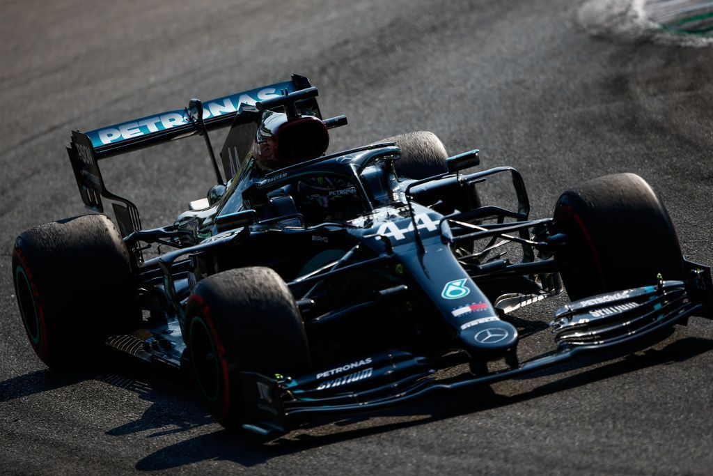 Lewis Hamilton, Toto Wolff, Mercedes