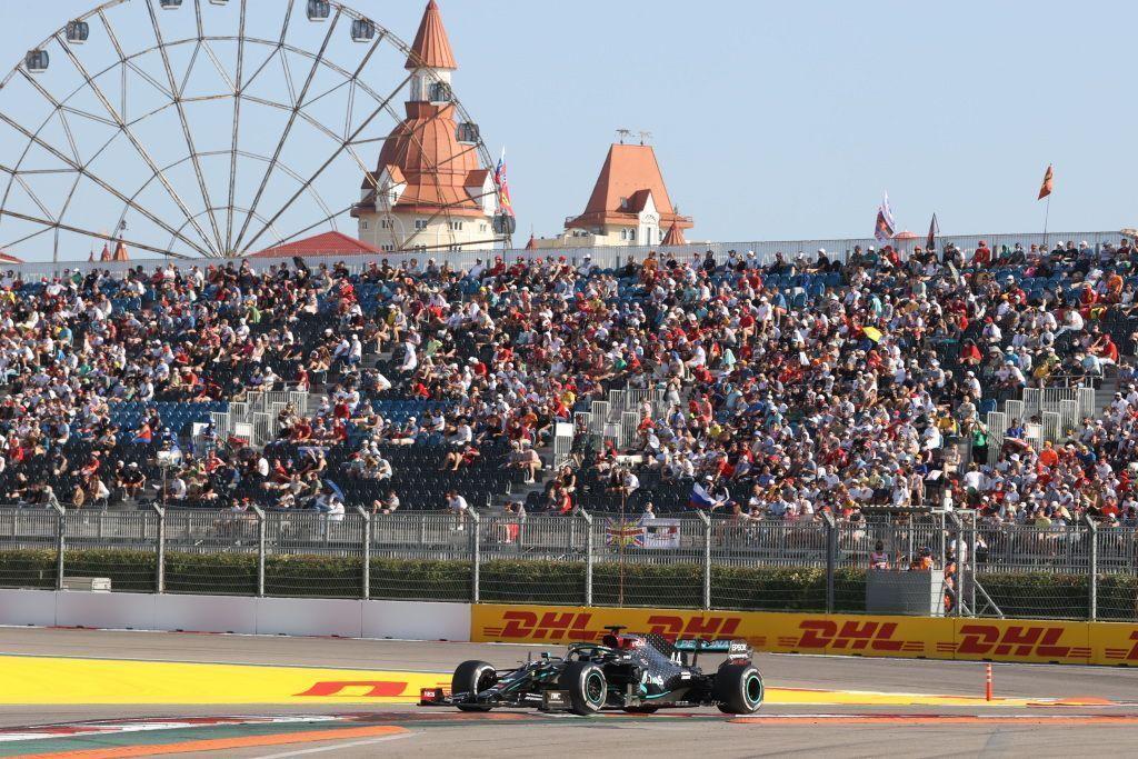 Ross Brawn, Lewis Hamilton, F1