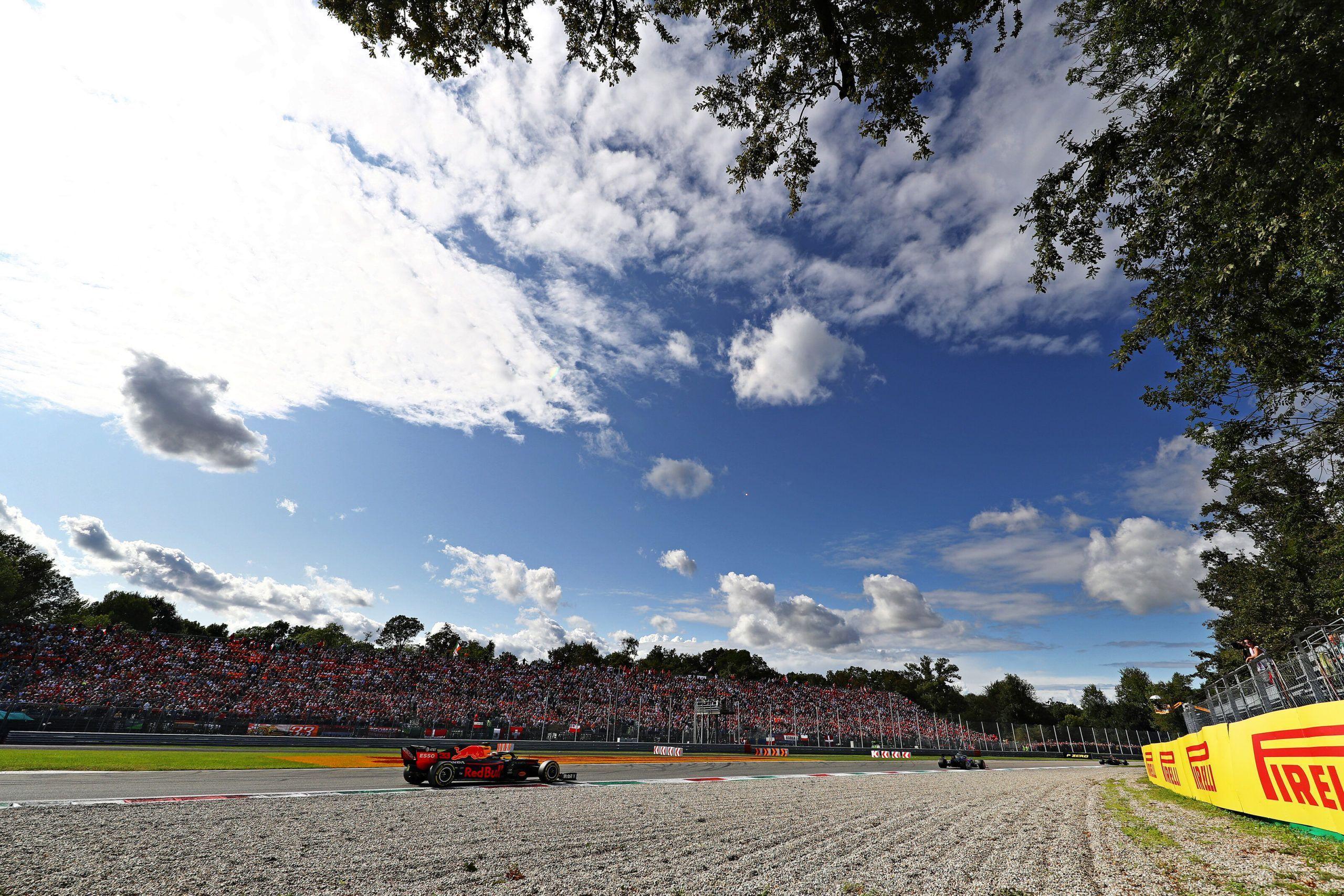 Ferrari, F1, Monza