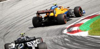 Lando Norris, Pierre Gasly, F1