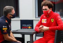 Red Bull, Ferrari, Christian Horner, Mattia Binotto