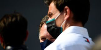 Toto Wolff, Christian Horner, F1