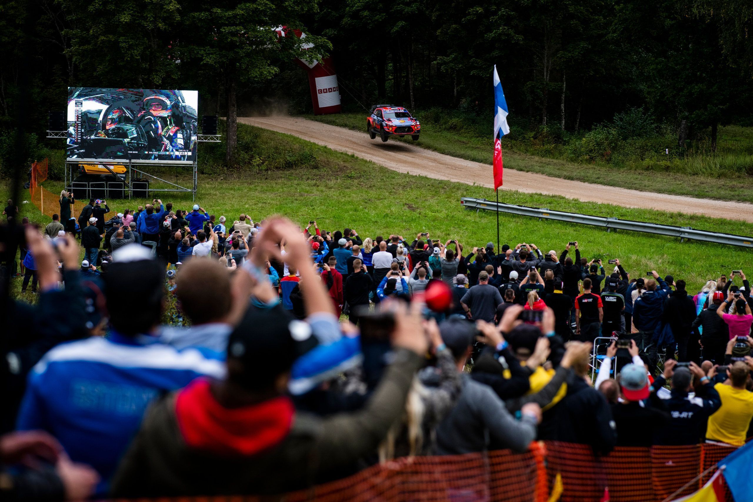 WRC, Rally Estonia, Ott Tanak