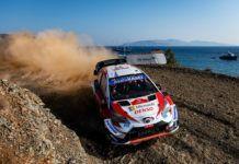 WRC, Rally Turkey, Elfyn Evans