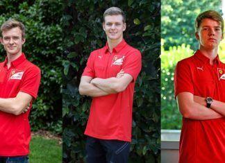 Mick Schumacher, Robert Shwartzman, Callum Ilott, F1, F2