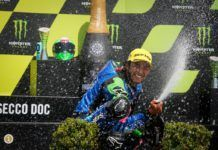 Enea Bastianini, MotoGP, Valentino Rossi