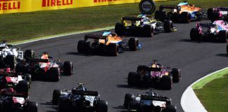 Pierre Gasly, F1, Max Verstappen, Kimi Raikkonen, Romain Grosjean