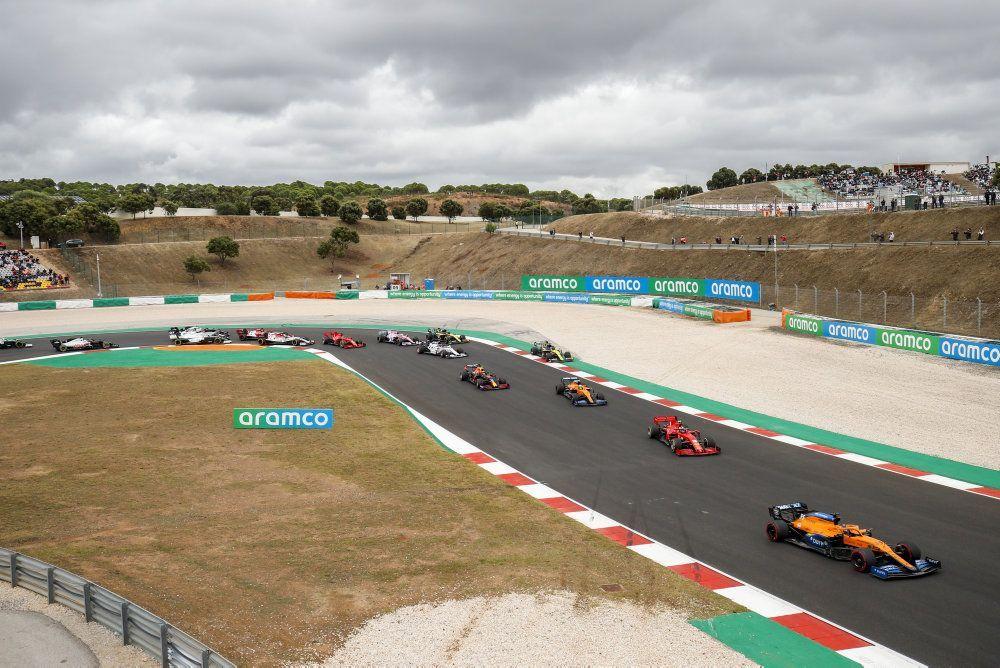 Kimi Raikkonen, Carlos Sainz