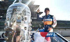 Sato ganador Indy500