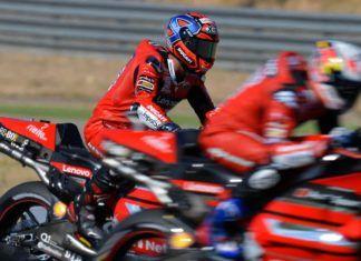 Andrea Dovizioso, Aleix Espargaro, MotoGP