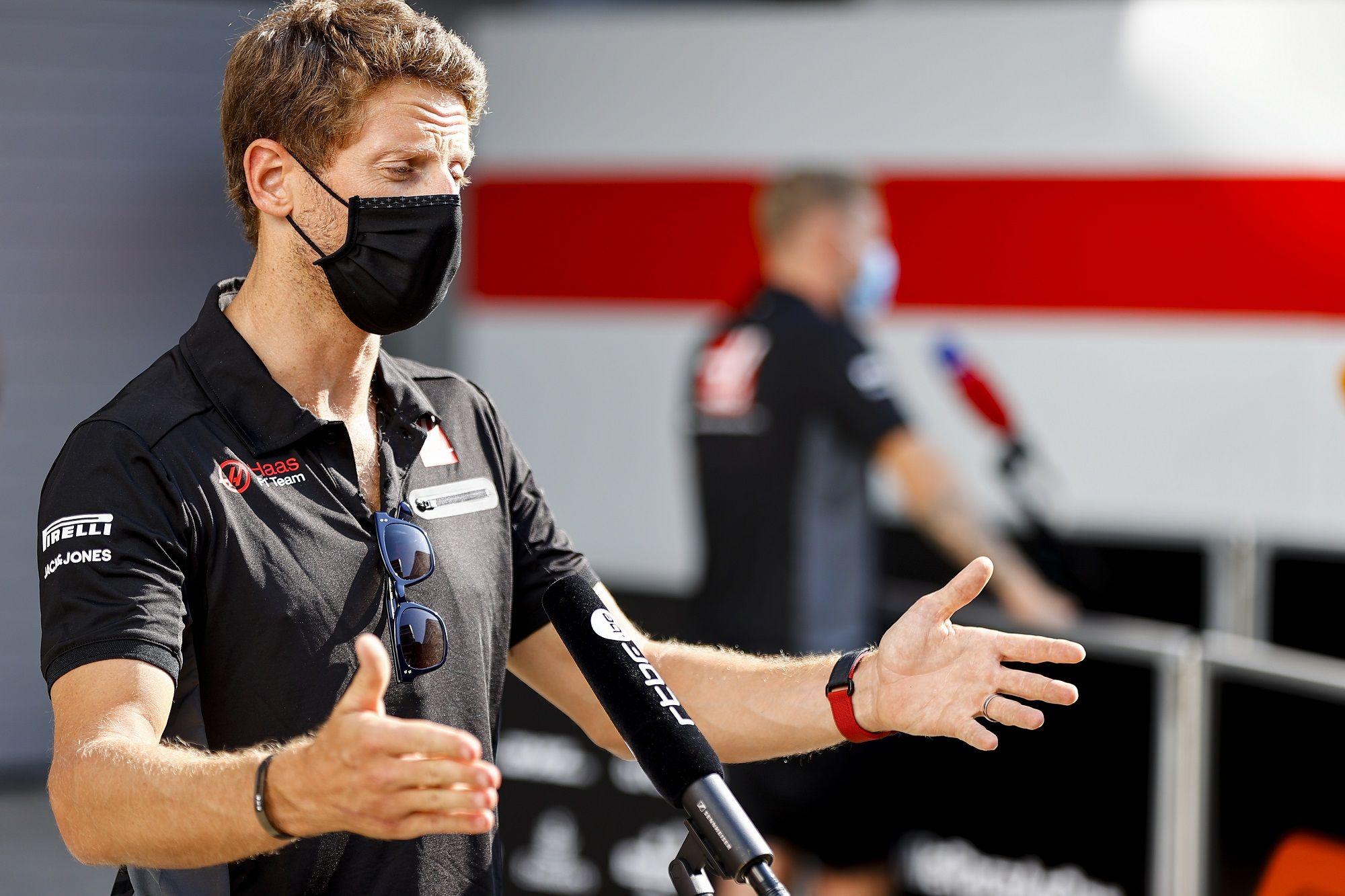 Romain Grosjean, F1, Haas