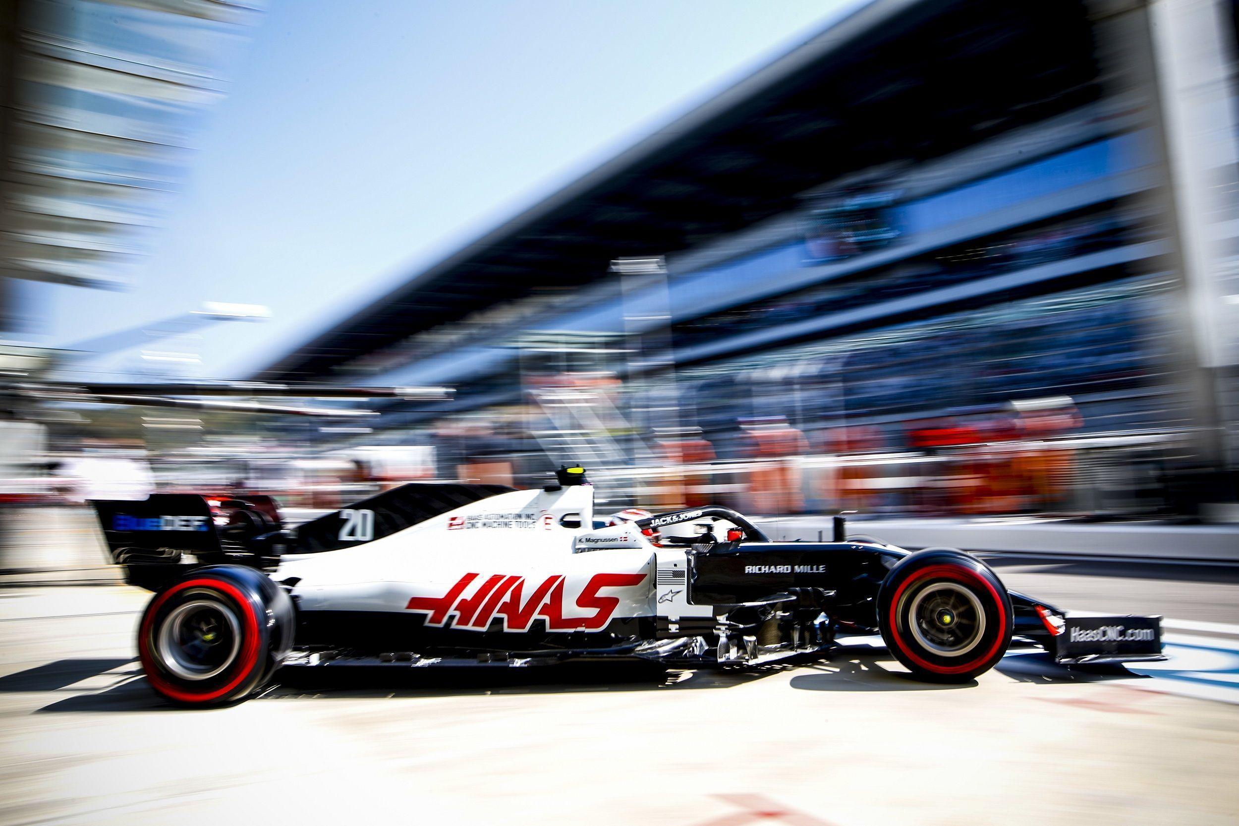 Haas, Guenther Steiner, F1, Romain Grosjean, Kimi Raikkonen