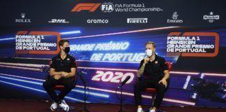 Romain Grojean, Kevin Magnussen, Haas