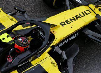 Cyril Abiteboul, Renault
