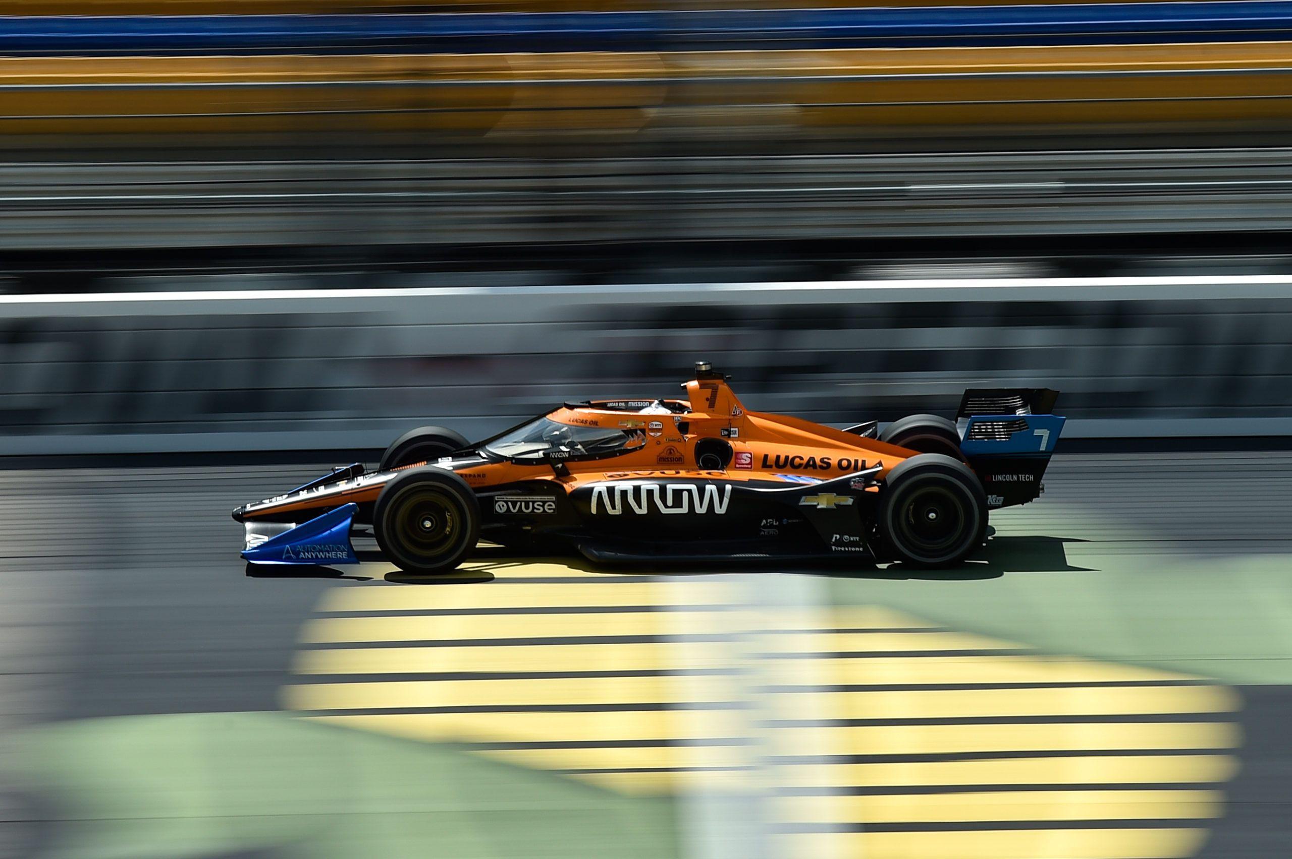 Oliver Askew, Arrow McLaren SP, IndyCar 2020