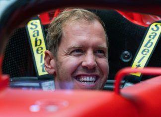 Sebastian Vettel, F1, Beyond The Grid Podcast
