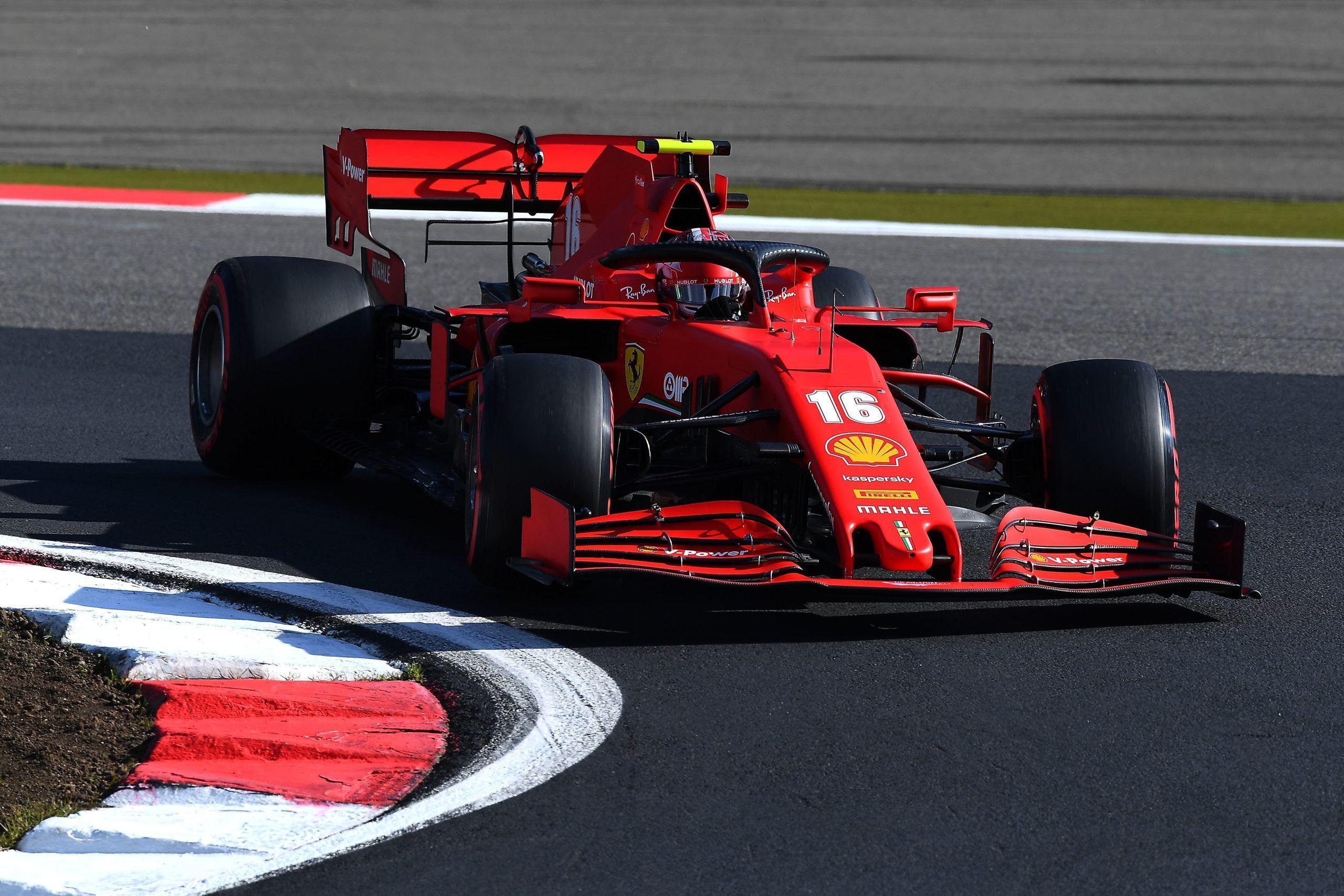 F1, Eifel GP