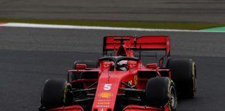 Sebastian Vettel, Antonio Giovinazzi