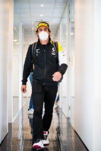 Alonso en Enstone