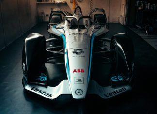 Nyck de Vries, Stoffel Vandoorne, Mercedes, Formula E