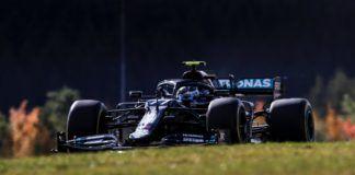 Eifel GP, F1, Valtteri Bottas