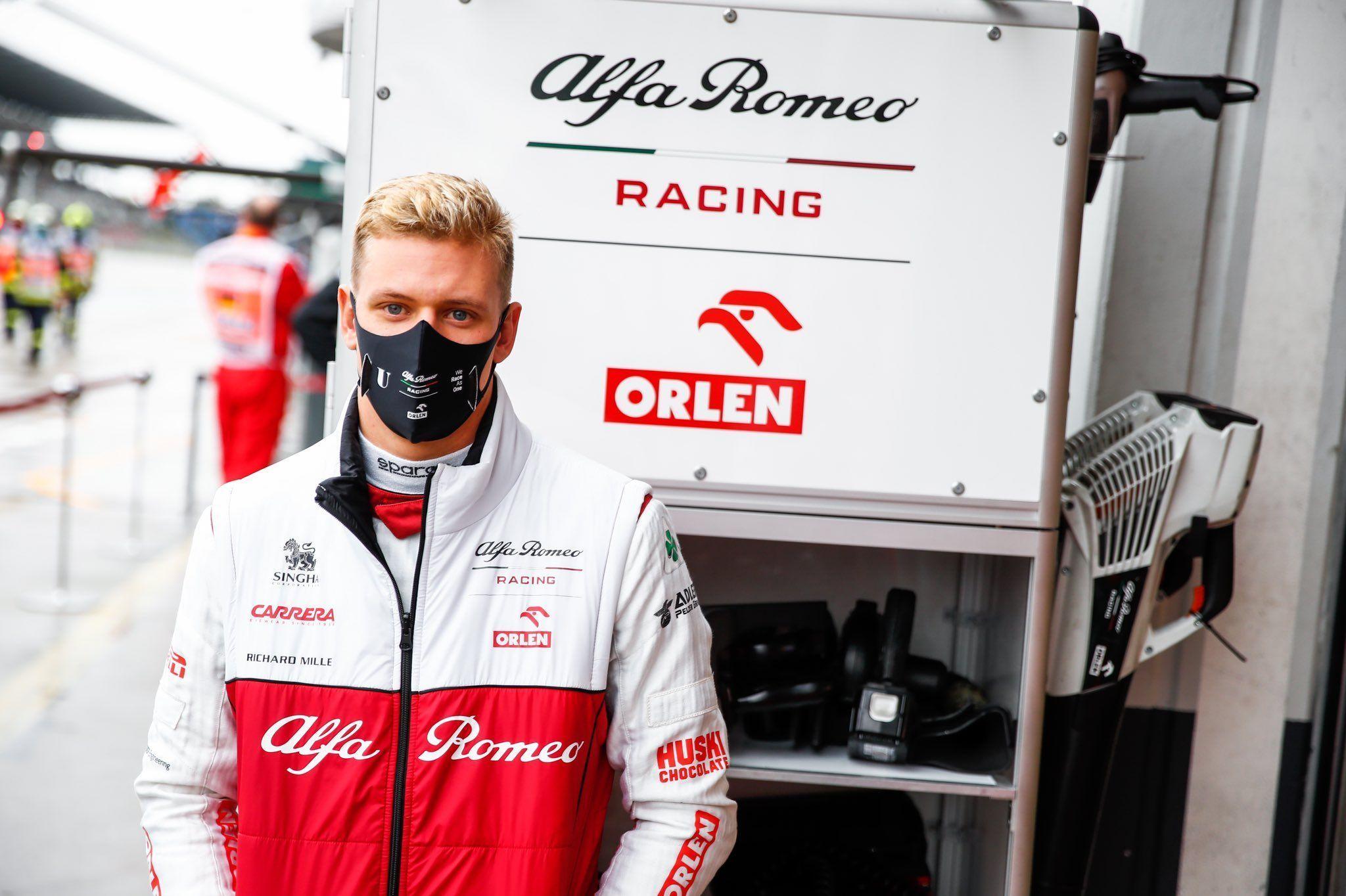 F1, Mick Schumacher, Callum Ilott