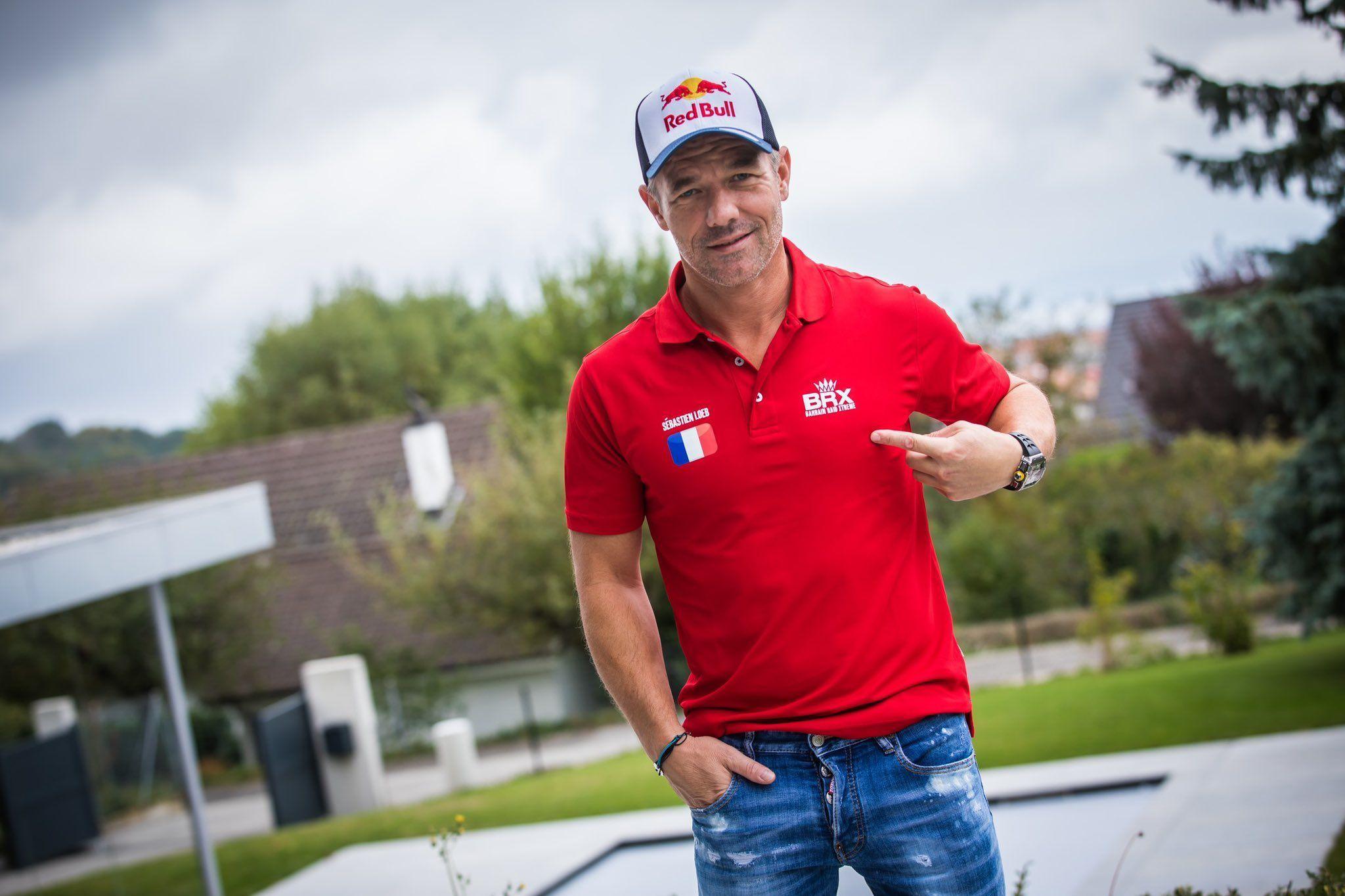 Sebastien Loeb, Dakar