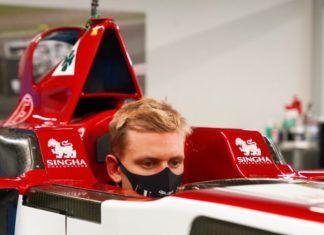 F1, Mick Schumacher, Imola