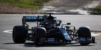 Eifel GP, Lewis Hamilton, F1