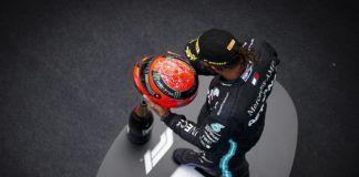 Lewis Hamilton, Michael Schumacher,Mercedes AMG F1, F1 2020