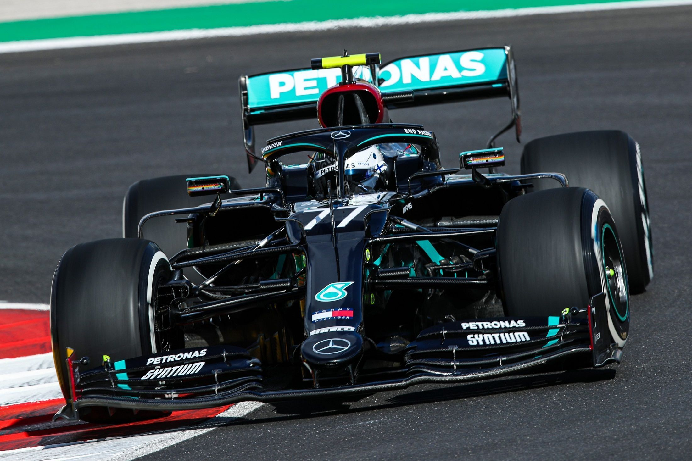 Valtteri Bottas, Portuguese GP