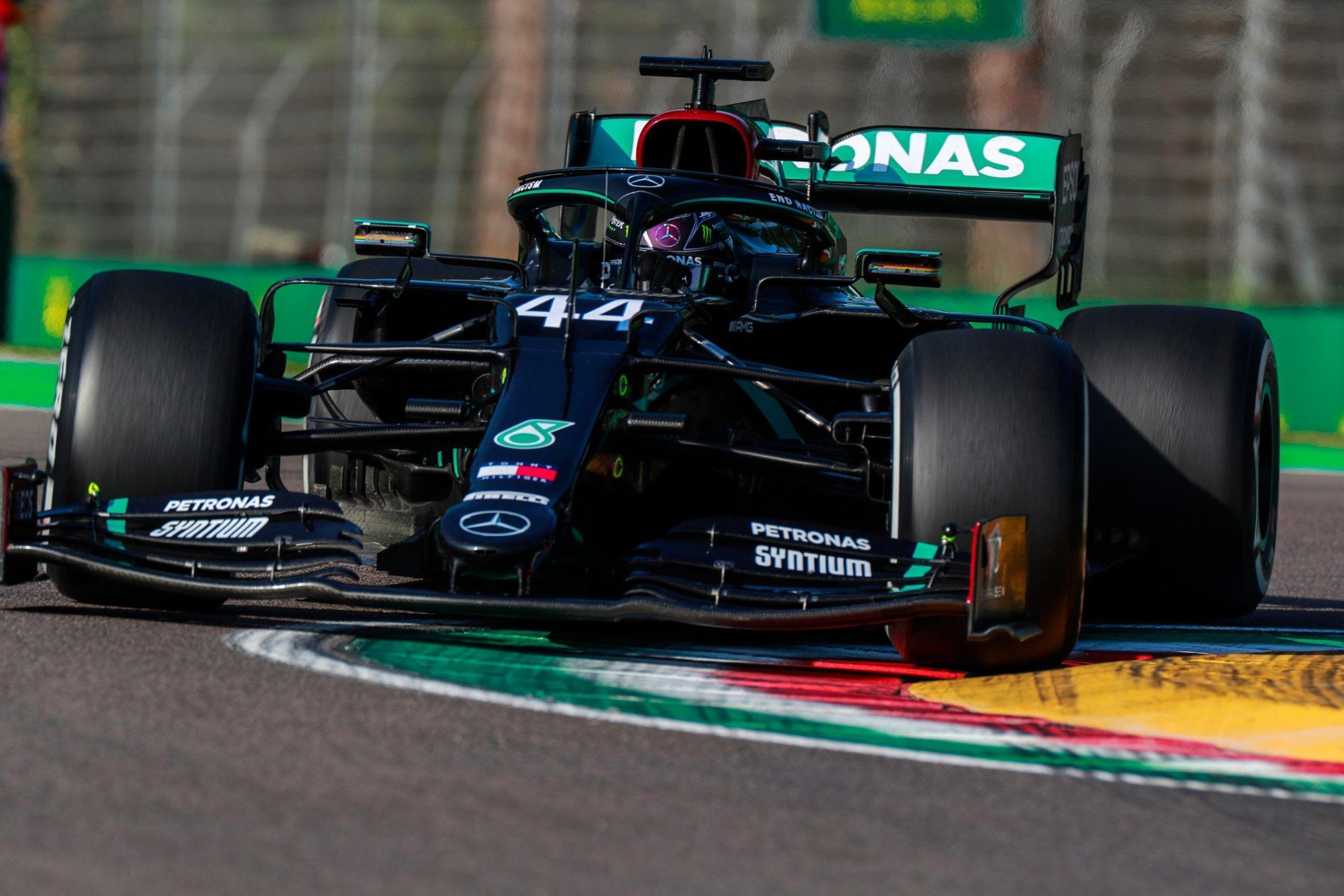 Emilia Romagna GP, F1, Lewis Hamilton