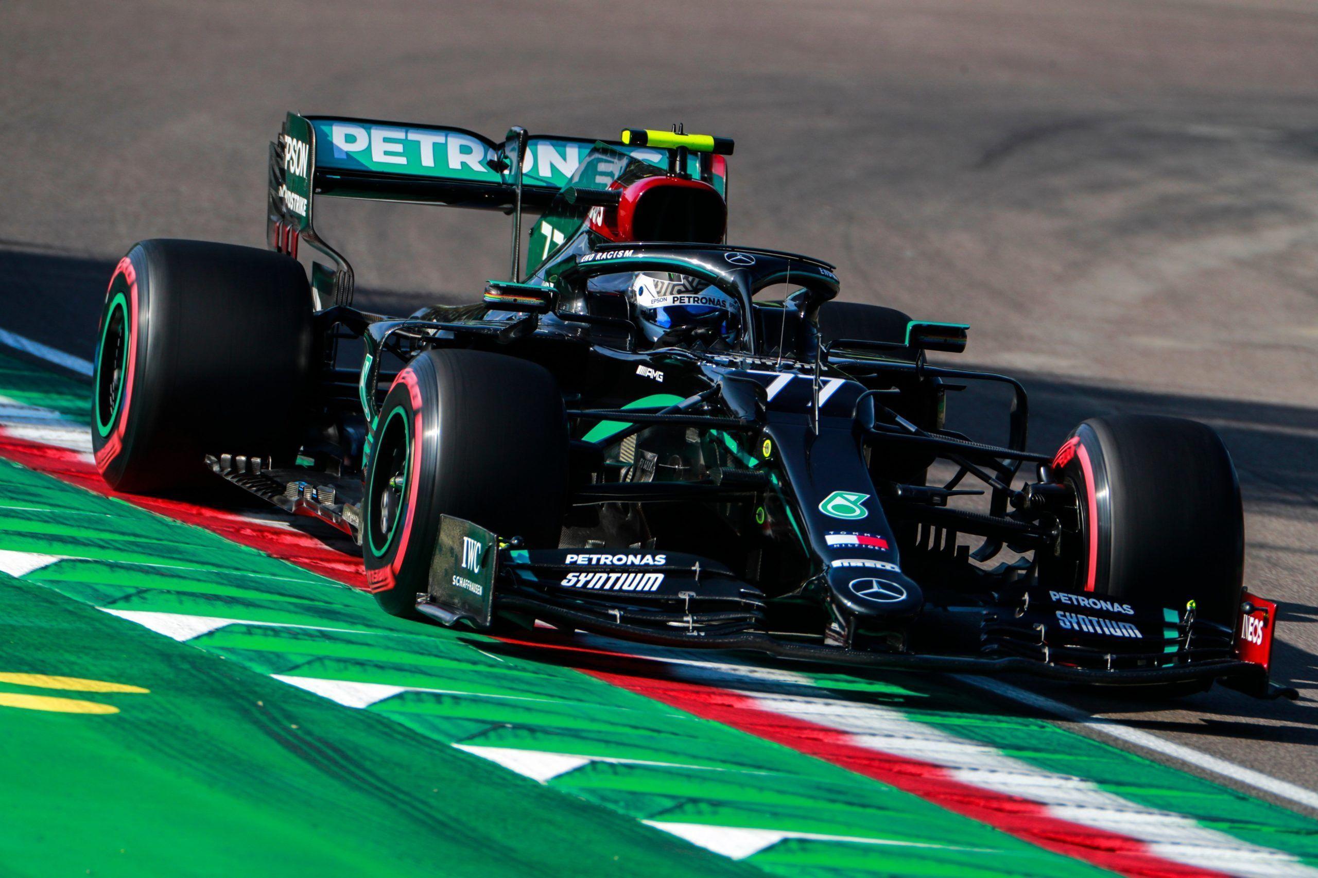 Valtteri Bottas, Emilia Romagna GP, F1