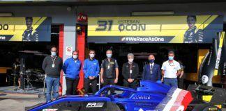 Renault, Alpine, Formula Regional
