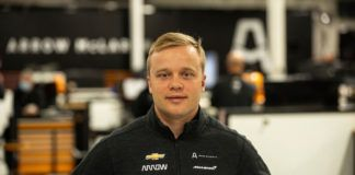 Felix Rosenqvist, Arrow McLaren SP