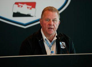 Jay Frye, IndyCar 2020