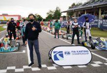 FIA, World Karting Championship