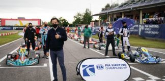 FIA, World Karting Championship