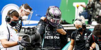 Lewis Hamilton, F1