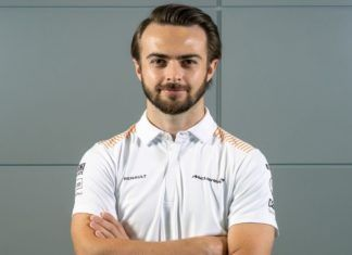 Will Stevens, McLaren, F1