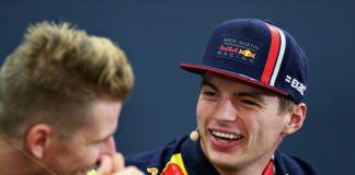 Nico Hulkenberg, Max Verstappen, F1, Red Bull