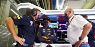 Christian Horner, Honda, Max Verstappen