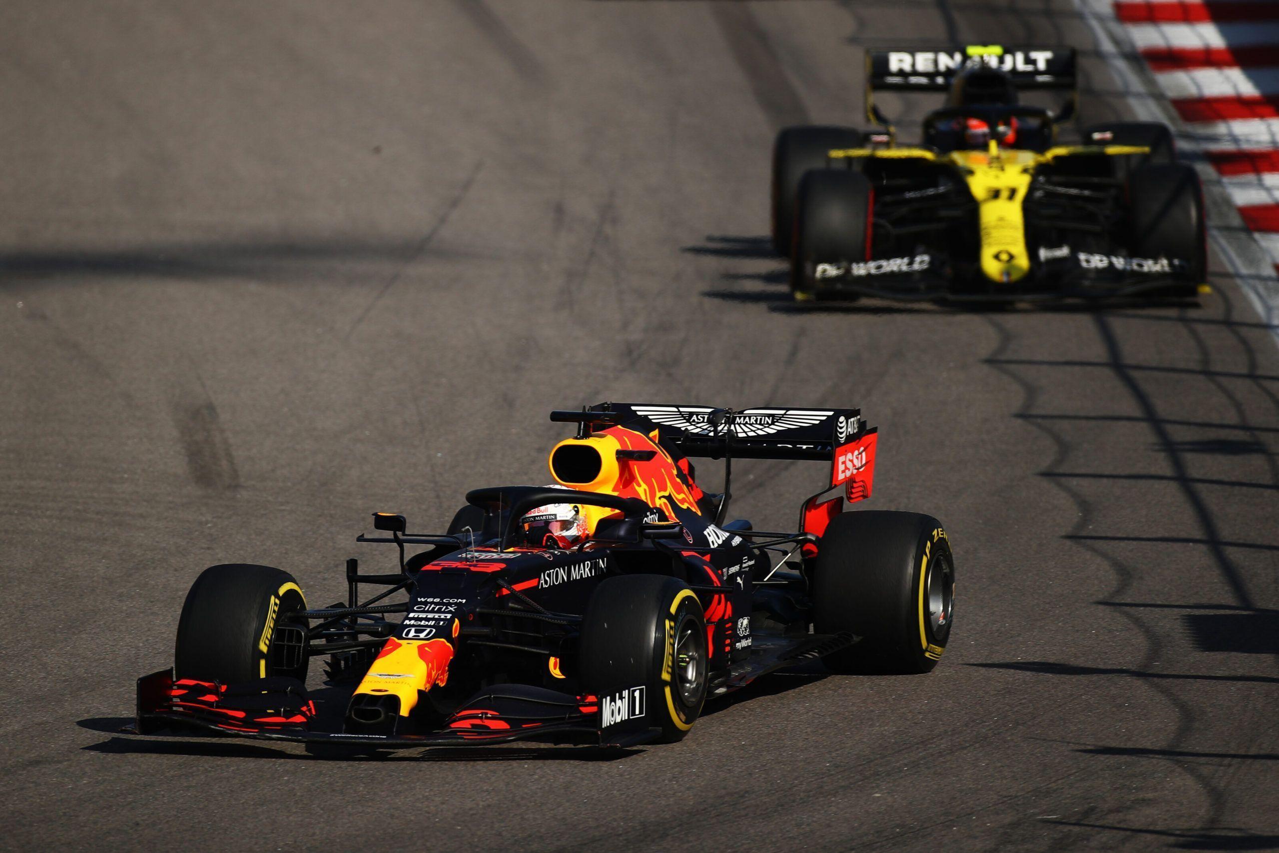 Christian Horner, Red Bull, Honda, Renault