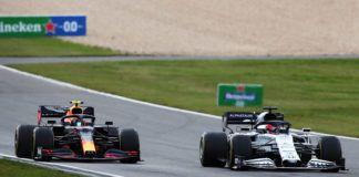 Daniil Kvyat, Alexander Albon, F1