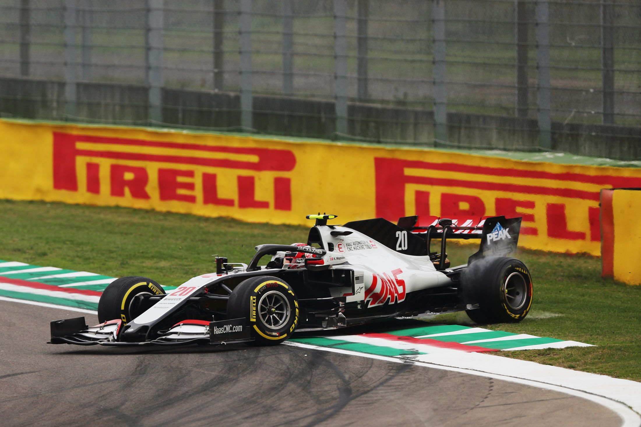 Kevin Magnussen, Haas, F1