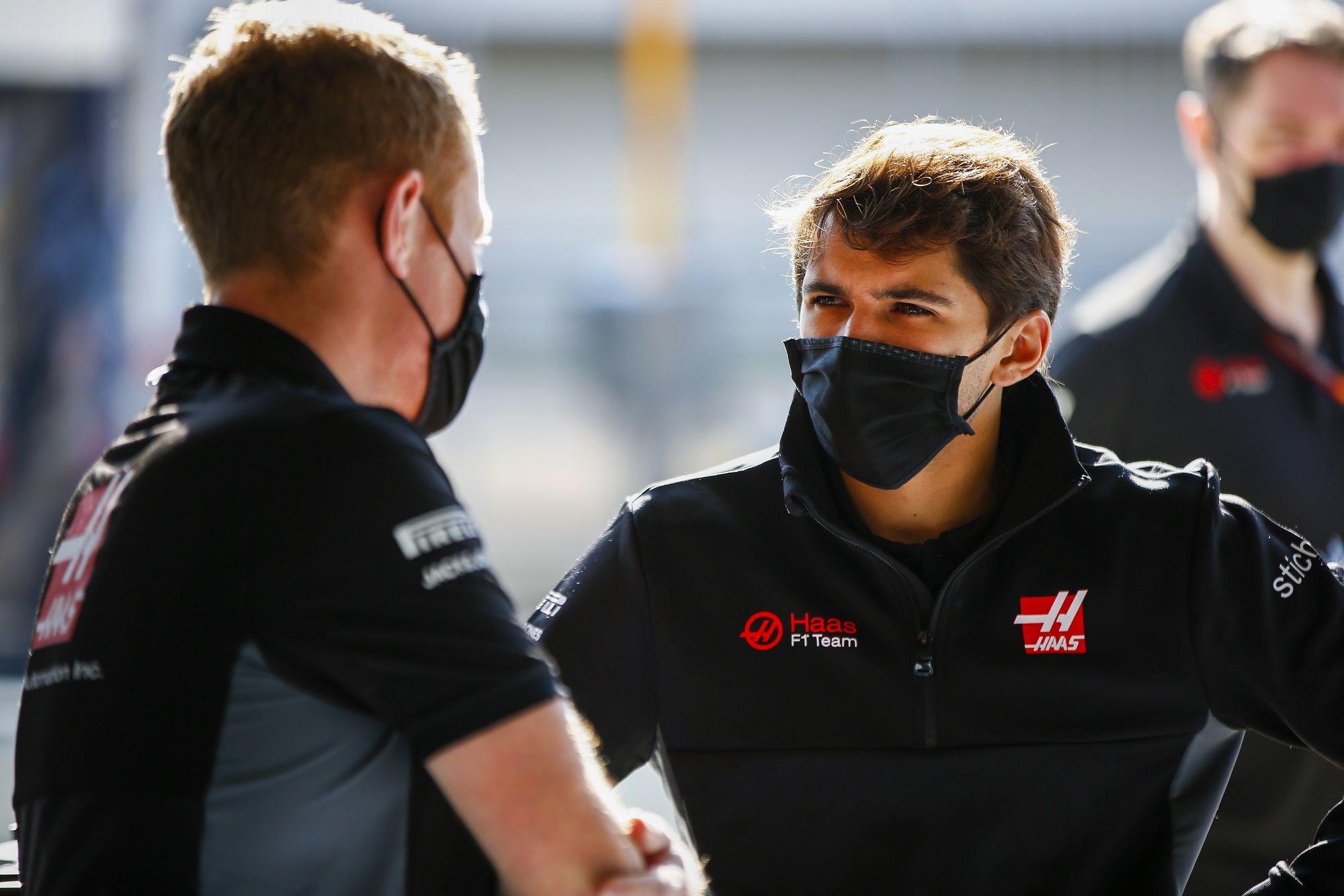 Pietro Fittipaldi, F1, Haas