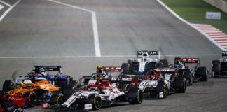 Kimi Raikkonen, Antonio Giovinazzi, F1, Alfa Romeo