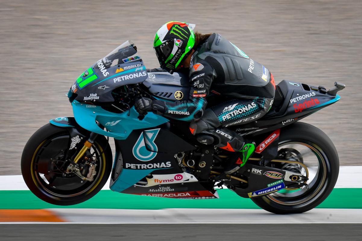 MotoGP, Franco Morbidelli