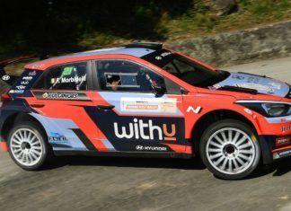 Franco Morbidelli, WRC, Hyundai